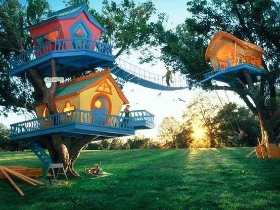 5 Tips for Building Your Own Treehouse