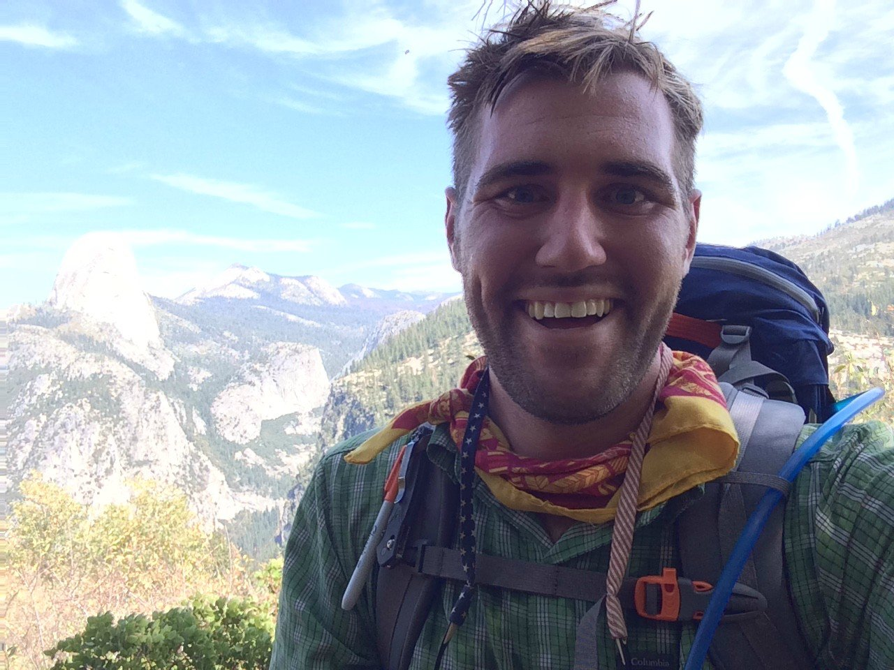 This Guy Chose Yosemite Instead of Going to Vegas with his Friends